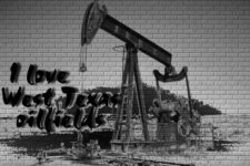 i love west texas oil field