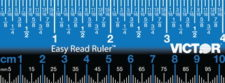 easy read ruler