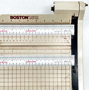 shear strip ruler by braincrate products