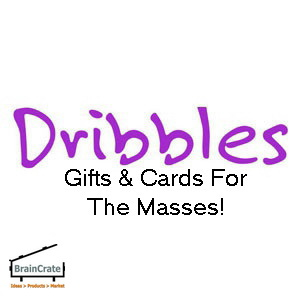dribbles gifts & cards for the masses