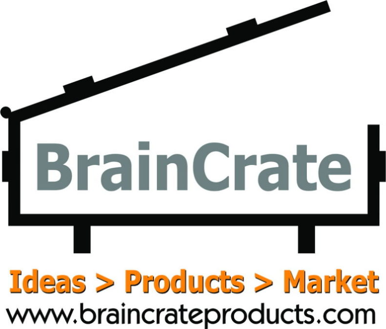 braincrate products